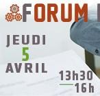 L'IUT 1 organise cette année la 5ème édition du forum des entreprises qui aura lieu le Jeudi 05 Avril 2018 de 13 h 30 à 16 h 00 à l'IUT1 […]
