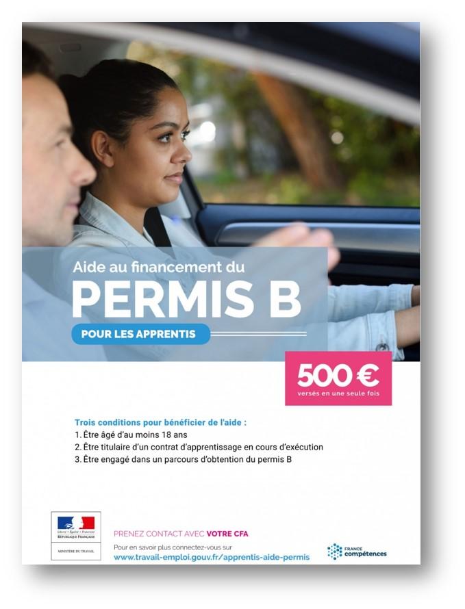 Image aide au permis de conduire